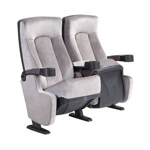Reclining cinema chairs high back factory prices theater seating for sale