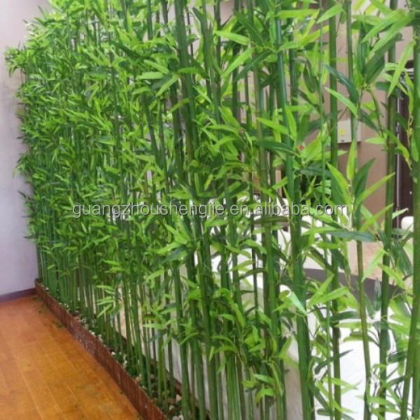 Q121201 Artificial Al Aire Libre De Bambu Cerca Del Jardin - Jardin-bambu