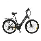 "Shuangye new design 1:1 PAS 21 speed 26"" 36v electric bike"