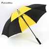 Big rainbow umbrella golf folding