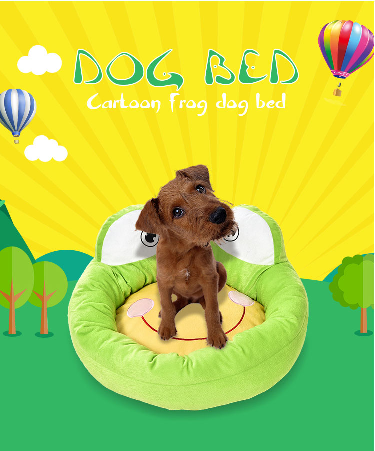 Cartoon soft dog bed,home goods dog bed,cute dog bed