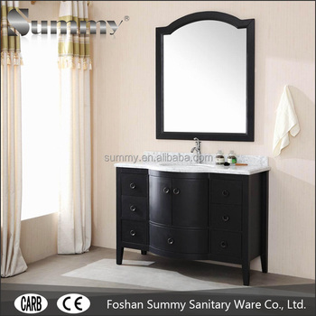 "Allen Roth Bathroom Vanity 48""new arrival home used black color allen roth used bathroom"