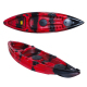 JFM GK13 Professional Comfort Single Sit Top Kayak Fishing Kayak