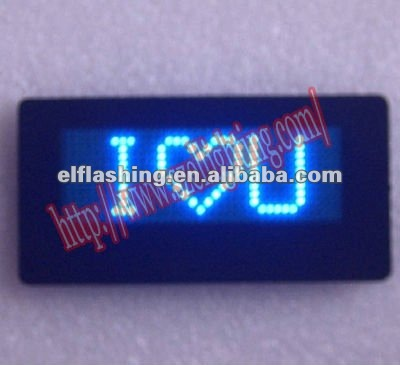 Hot Selling LED Badge/EL Badge