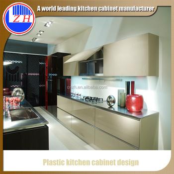 Manufacturer Mdf Kitchen Cabinet