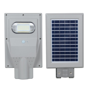 ALLTOP Factory price courtyard waterproof ip65 30w 60w 90w led solar street light