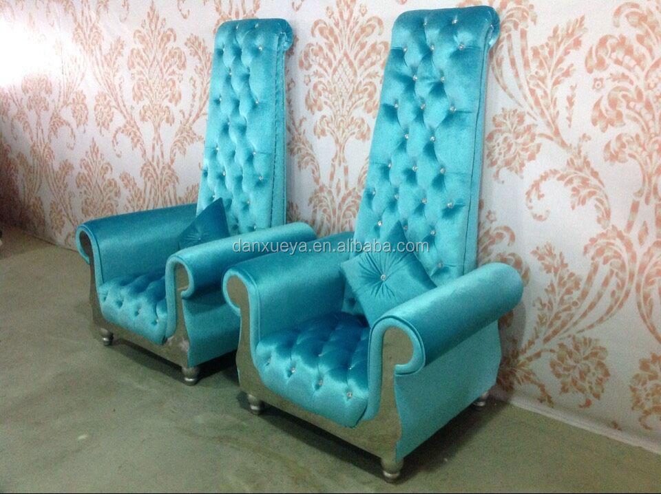 Nail Spa Chair,High Back Velvet Chair,Throne Nail Chair Salon Furniture    Buy Modern Nail Spa Furniture,High Wing Back Chairs,Luxury Nail Salon Spa  Chairs ...