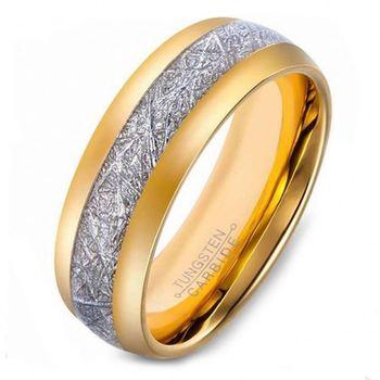 2017 New Meteorite In Tungsten Ring Factory Price Buy Meteorite In