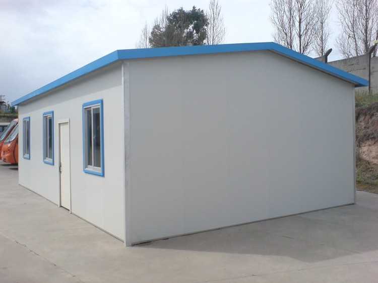 Attractive Bargain Sale Fast Constructed Myanmar 20M2 Nice Design And Low Cost Export  Light Steel Prefab House