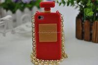 luxury mobile phone 3g silicon rabbit case