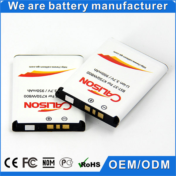 hotsale bst-37 spice mobile phones battery