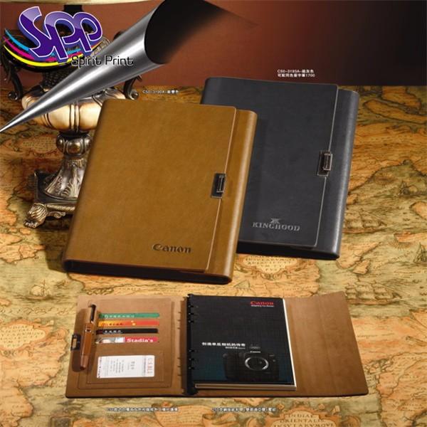 Unlined Left Handed Wiro Binding Wholesale Journals