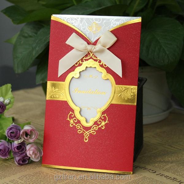 2016 Newest Design Wedding Invitation Cards Designs For Wedding – Latest Wedding Invitation Cards Designs