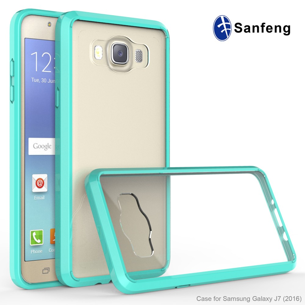 separation shoes f7ed4 553e7 Ultra Thin Color Soft Tpu Transparent Acrylic Combo Case Back Cover For  Samsung Galaxy J7 2016 J710 - Buy Transparent Acrylic Combo Case For  Samsung ...