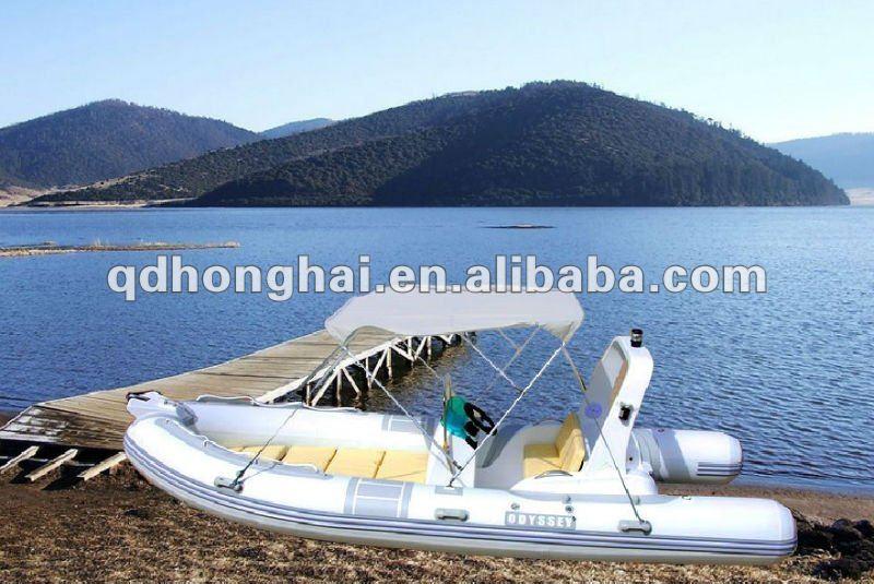 nouveau rib520 bateau militaire pas cher en fiber de verre vague bateau vendre bateaux d. Black Bedroom Furniture Sets. Home Design Ideas