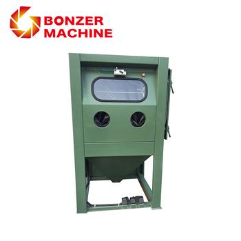 Bz 903 Wet Dustless Sand Blasting Cabinet With Good