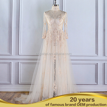 Sw16602 Muslim Wedding Gown Sweetheart Alibaba Wedding Dress High ...