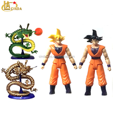 2019 nieuwe Action Figure Super Saiyan, <span class=keywords><strong>Dragon</strong></span> <span class=keywords><strong>Ball</strong></span> Z voor 25 <span class=keywords><strong>Figuur</strong></span> model