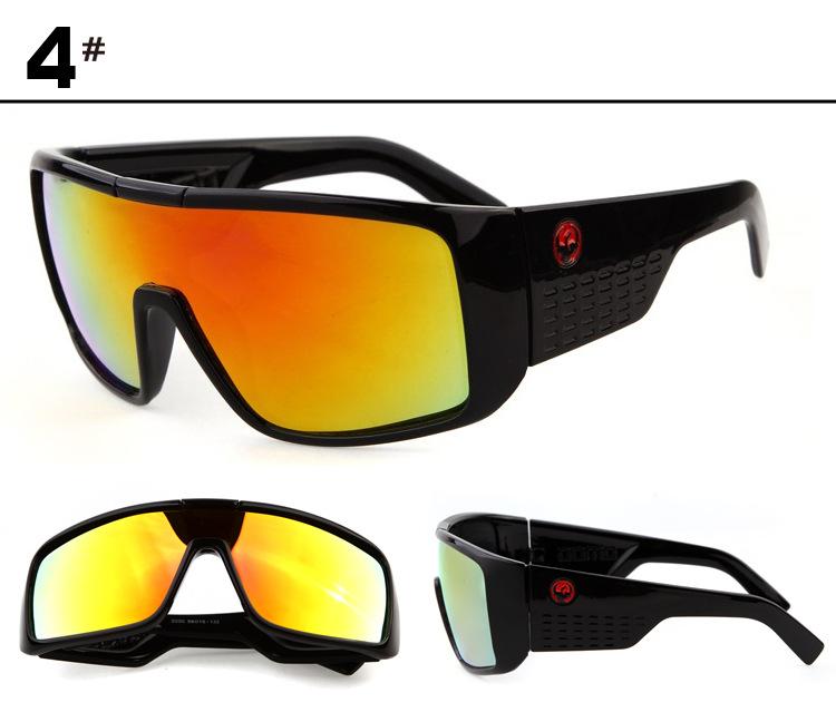 c2867458b19 Get Quotations · With Box Hot Sale DOMO fashion brand designer sunglasses  women sports driving glasses men vintage oculos