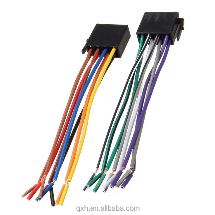 Molex Hosing 24# Stripped Auto Stereo Wiring Harness - Buy Car Wire ...