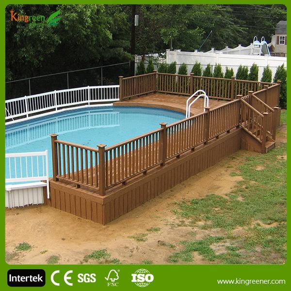 Nieuwe Zwembad Omheining En Hek Hek Stalen Hoek En