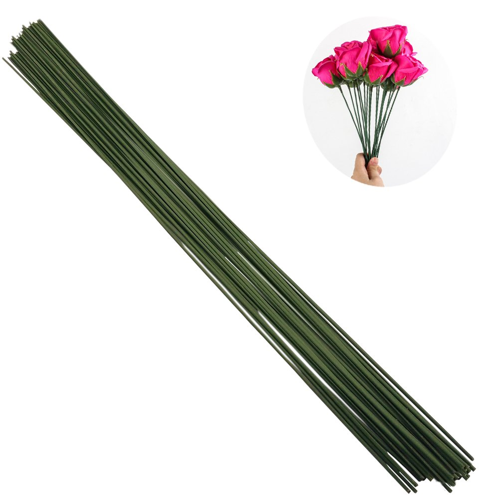 Floral Wire Stem Paper Wrapped 16 Gauge Trusted Wiring Diagram Cloth Covered Cheap Find