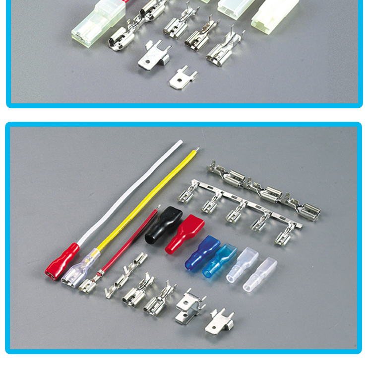 ZH 1.5 mm pitch connector housing and wafer connector