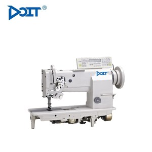 DT4400D High speed single needle lockstitch industrial sewing machine with auto-trimmer for T-shirt sewing