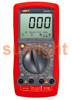 Handheld Automotive Multimeter, UT107