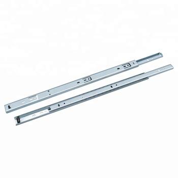 2 Voudige Kogellager Lade Schuif Telescopische Kast Rails Buy Kast Lade Railskast Lade Railskast Lade Rails Product On Alibabacom