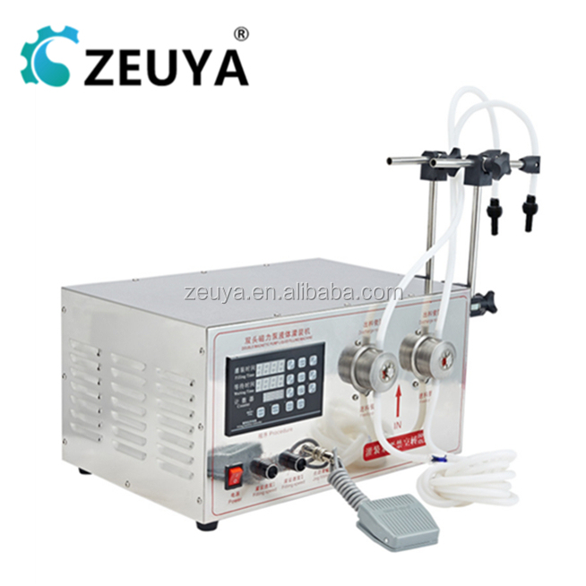 High Speed Double small scale water bottling machines CE Approved YG-2