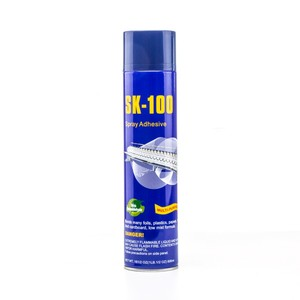 Repositionable Fabric SK 100 Adhesive Spray
