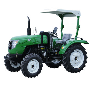 New condition and by 4wd wheel tractor