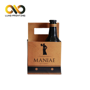 Custom logo Stars100% Rating | 68 Votes Sturdy boxes, perfect juice bottle carrier