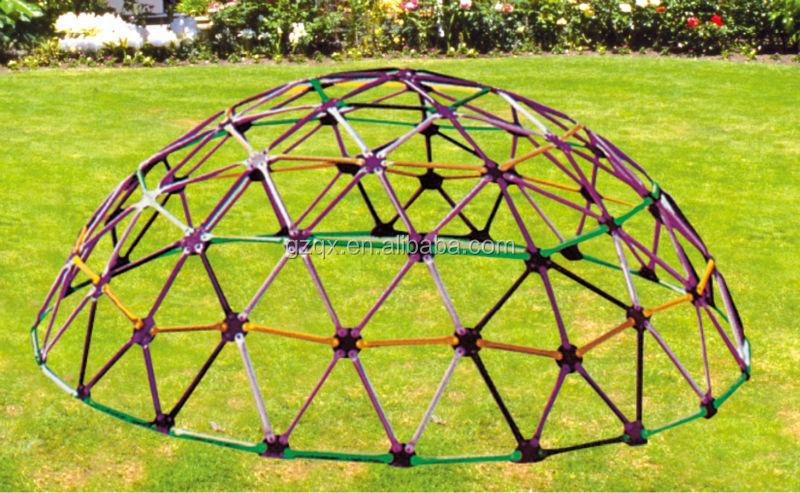 Merveilleux Galvanize Steel Material Climbing Structure/backyard Climbing Structures/kids  Climbing Structure QX 094D