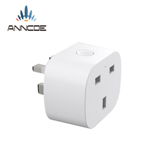 China Fabrik Großhandel UK HK Singapur Standard <span class=keywords><strong>100V</strong></span> 240V Mini Wifi Smart Plug Mit APP Fernbedienung smart buchse
