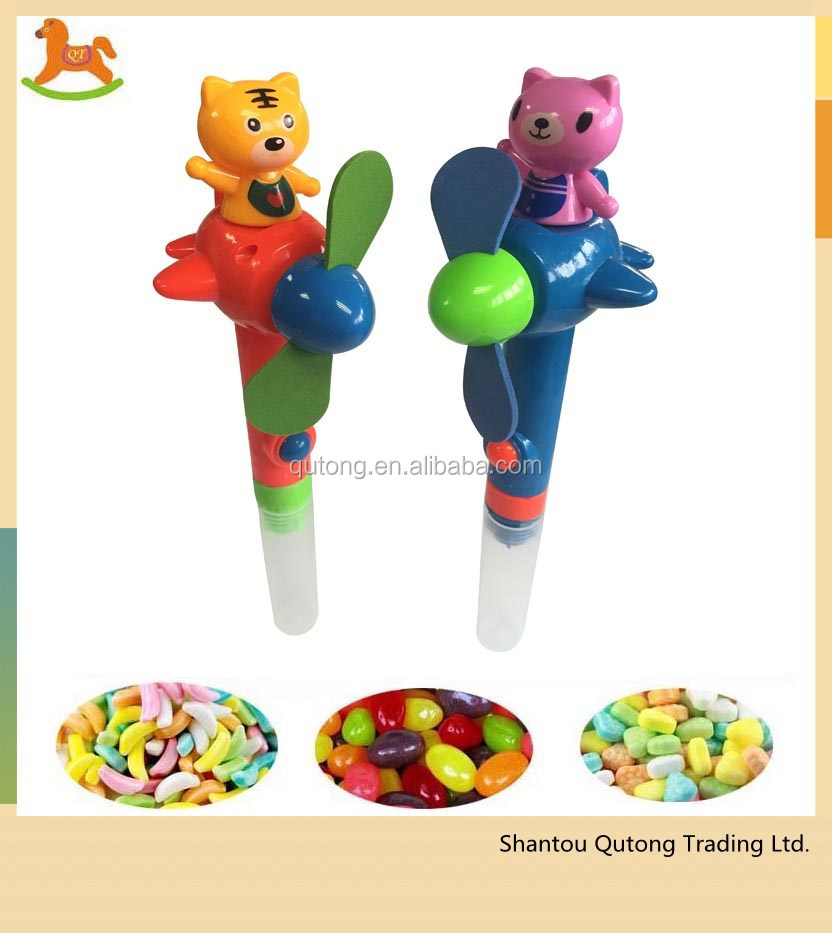 2016 New Cartoon Candy Machine Battery Fan Type And Sweet Taste ...