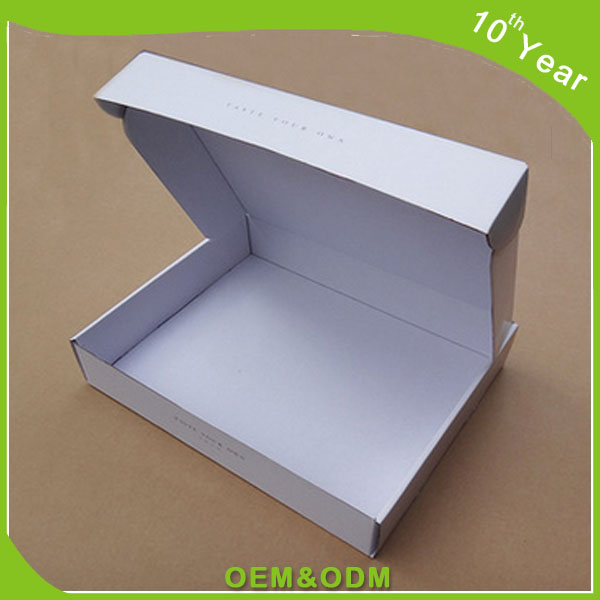 Packing Shipping Carton mailing 3 flute corrugated box