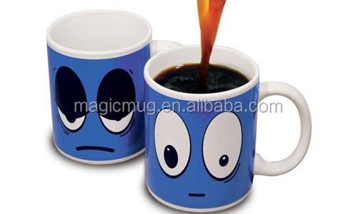Tired To Wired Heat Change Mug Fun Novelty Office Gift Coffee Mug ...