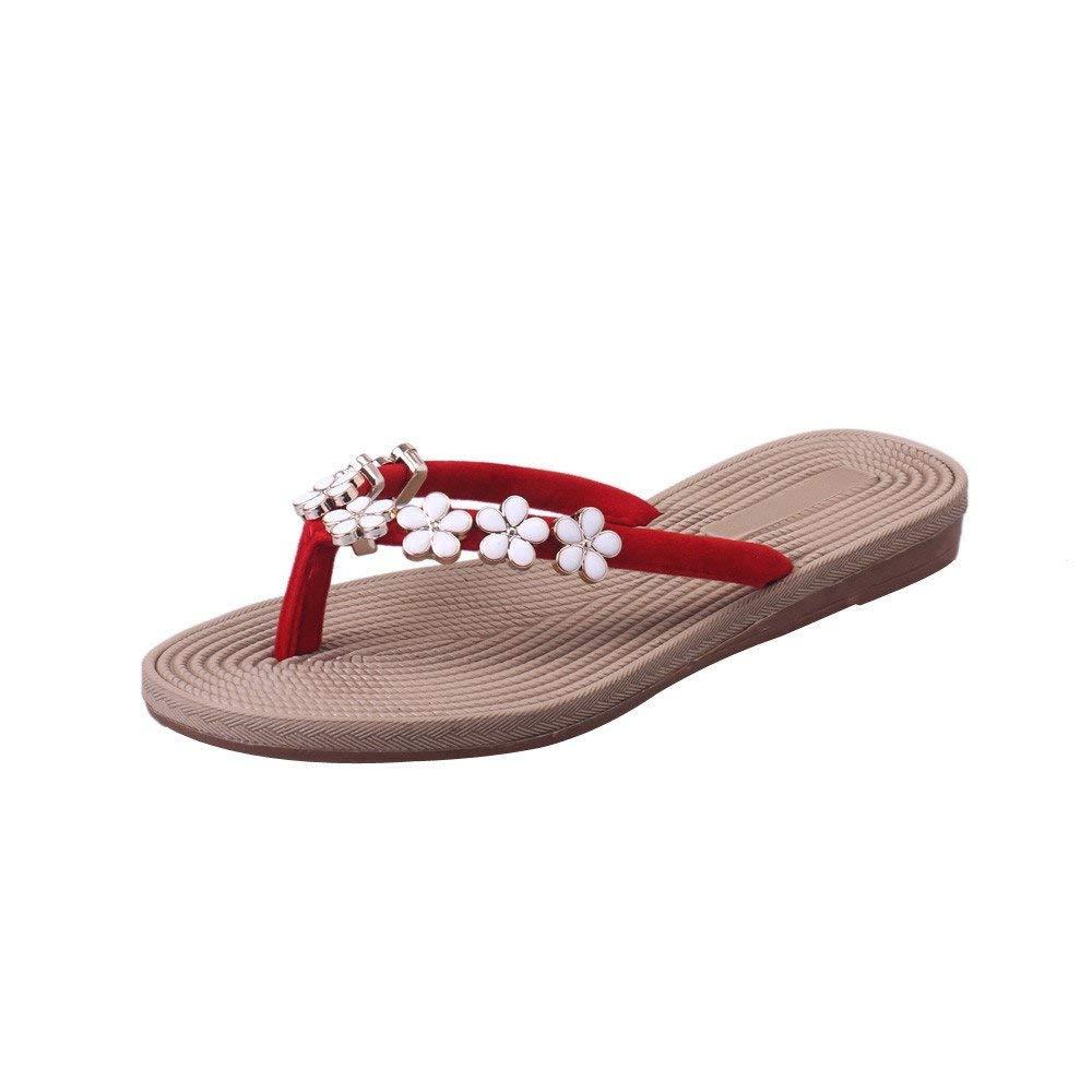 b1c781fc04bc8 Flip Flops For Women-Beach Sandals Women s Sandals Flip Flops Beach Slipper
