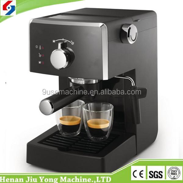 Coffee machine roasting turkey
