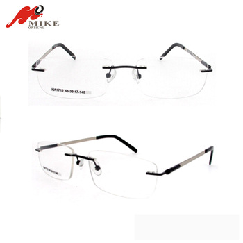 Rimless Eyeglass Frames,Rimless Glasses,Optical Spectacle Frame ...