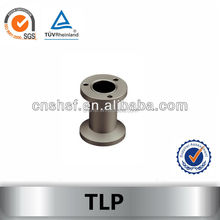 TLP aluminum black replacement sofa legs