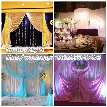 Great Drape What Is Backdrop Setting,Wedding Head Table Backdrops ...