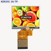 3.5 inch high quality TFT LCD 320*240 fatures as SSD2119M MCU/RGB/SPI interface display with touch screen panel TN version