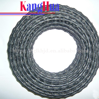 Diamond Wire Used For Cutting Granite Diamond Rope Saw Wire Rope ...