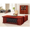 Executive office table models wooden MDF material general use manager furniture IA126