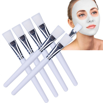 Free shipping Wholesale makeup brush manufacturer plastic long handle soft brush facial mask brush