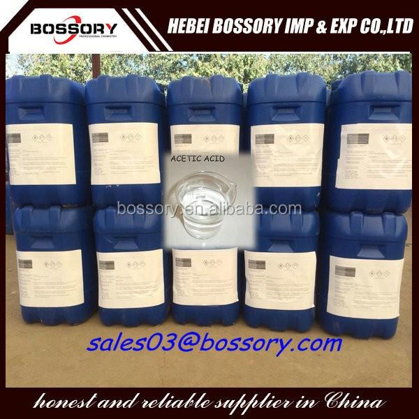 Glacial Acetic Acid Food Coa