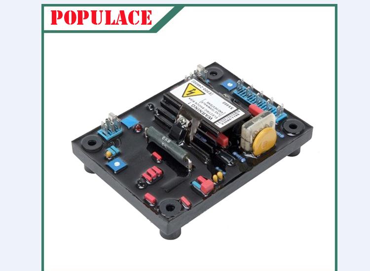Generator Avr Circuit Diagram 3 Phase Avr Sx460